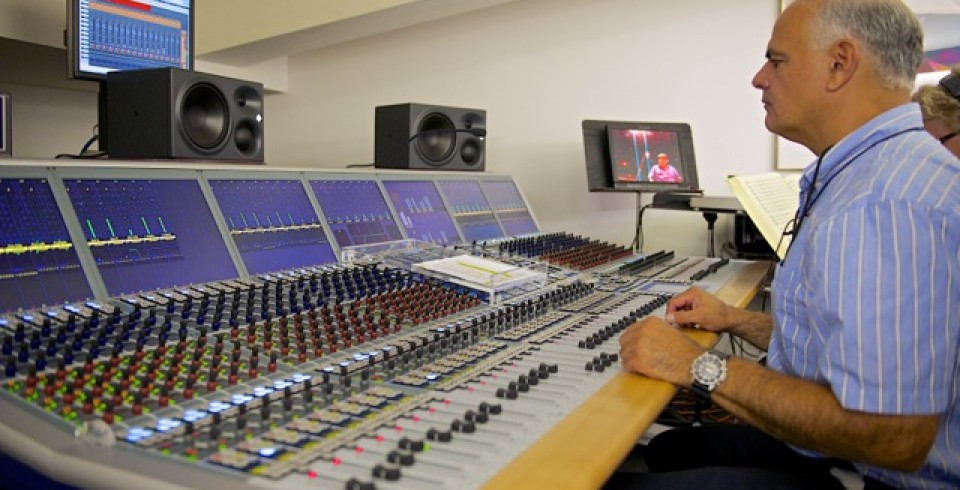 The fantastic Stagetec Console